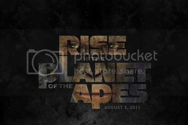 Movie Monday - Rise of the Planet of the Apes