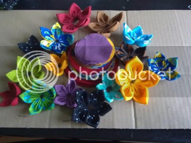 Cirkeltjes en bloemetjes