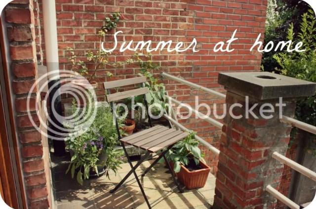 Summer at home