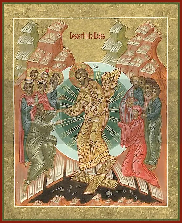 Feast of Holy Pascha Icon