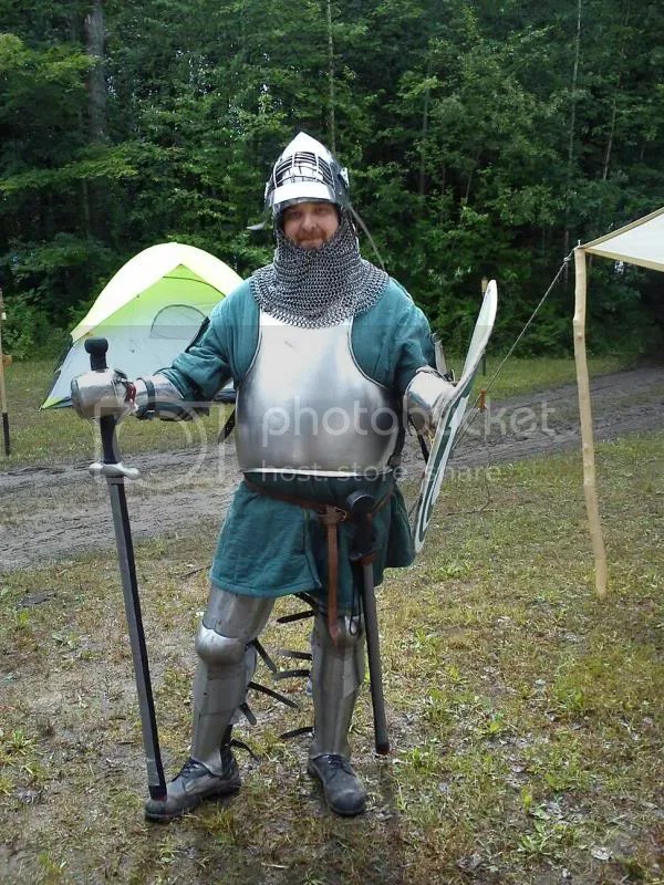 My Armour, Trillium War 2013