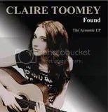 Claire Toomey EP Cover
