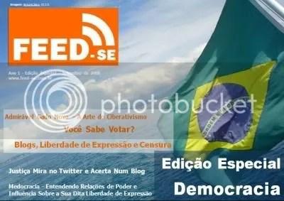 Revista FEED-SE Democracia