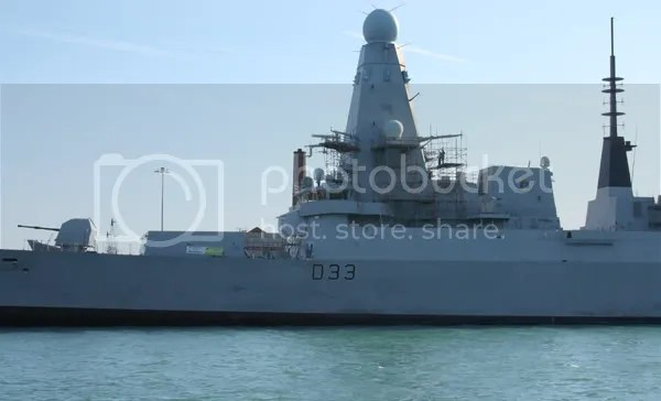 HMS Dauntless 2