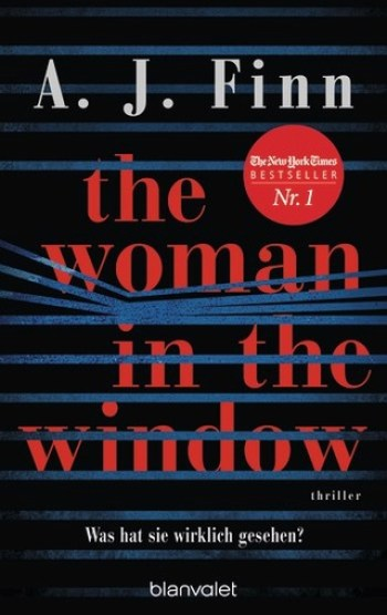 Woman in the Window Cover (c) Blanvalet Random House