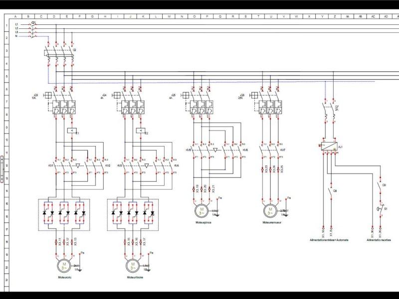 Schema Interrupteur Sectionneur