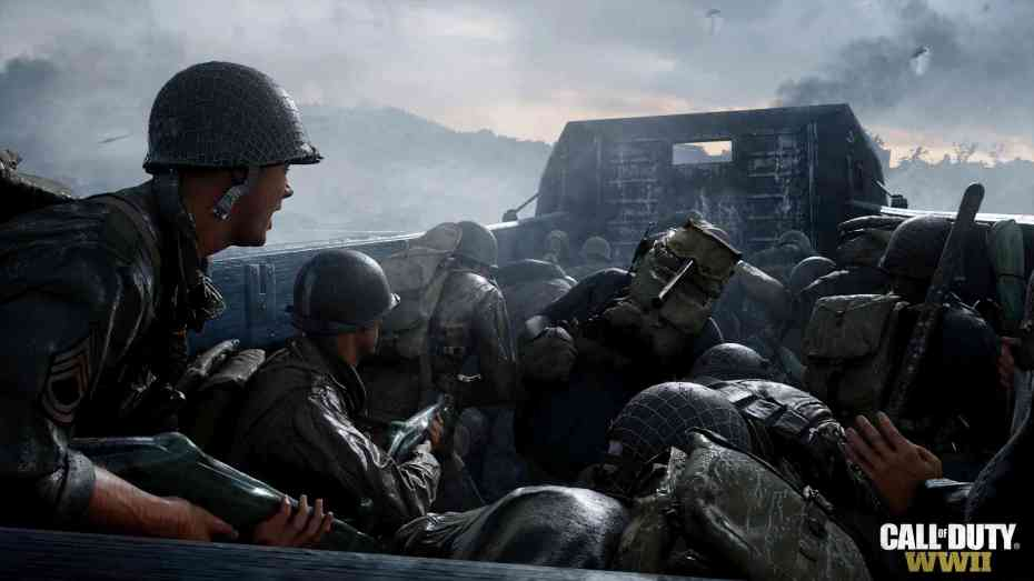 call of duty ww2, Call of Duty WW2: Ritorno al passato glorioso della serie