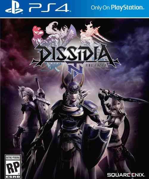 dissidia final fantasy nt, Dissidia Final Fantasy NT: Le basi del combattimento