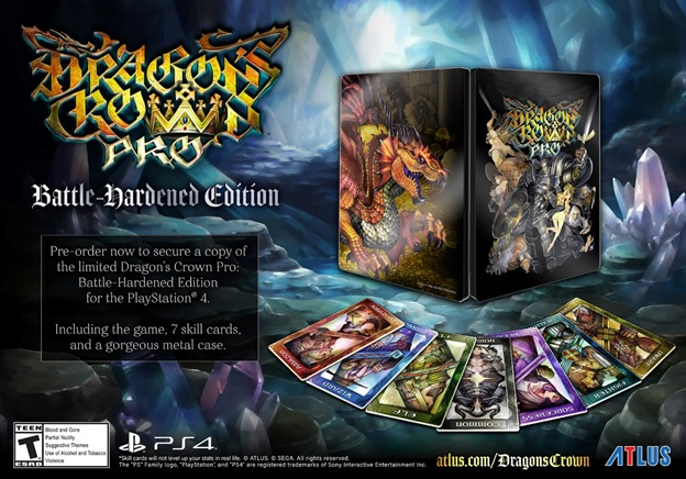 dragon's crown pro, Dragon's Crown Pro: L'avventura ritorna in 4K su PS4