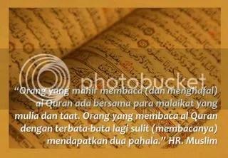 Keutamaan Tilawah dan Menghafal Quran