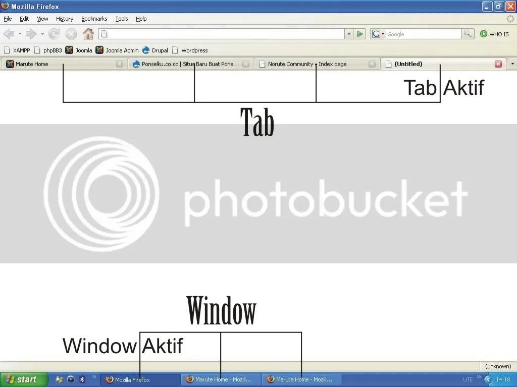 Firefox tab