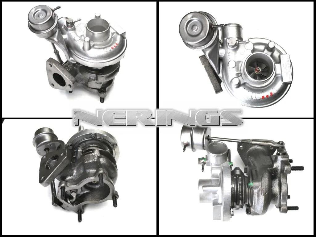 Turbocharger Audi A4 Vw Passat B5 1 9 Tdi 66kw Ahu