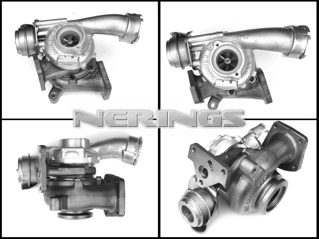 Turbocharger Vw T5 Transporter 2 5 Tdi 96kw Axd K