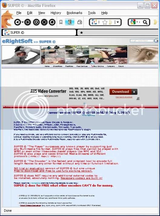 Super C website