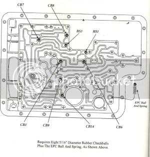 4r100 accumalator valve diagram  Diesel Forum  TheDieselStop