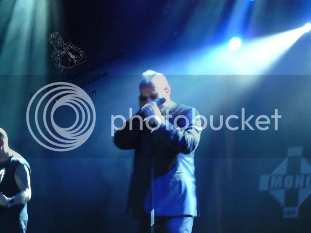 Lead singer Martin Engler