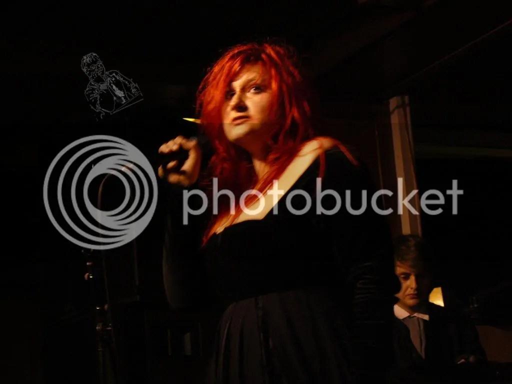 Lead singer Sonja Kraushofer