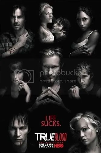 True Blood Poster, Season 2