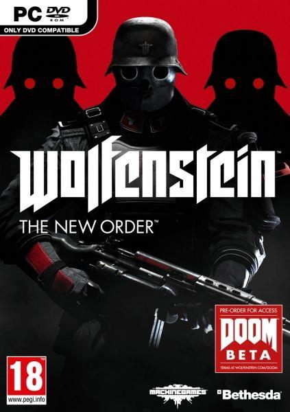 Wolfenstein: The New Order (2014/RUS/ENG/MULTi7)