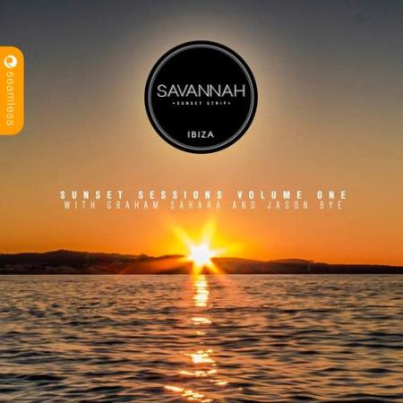 Graham Sahara - Savannah Ibiza Sunset Sessions, Vol.1 (2014)