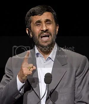 Iranian President Mahmoud Ahmadinejad speaks at Columbia.