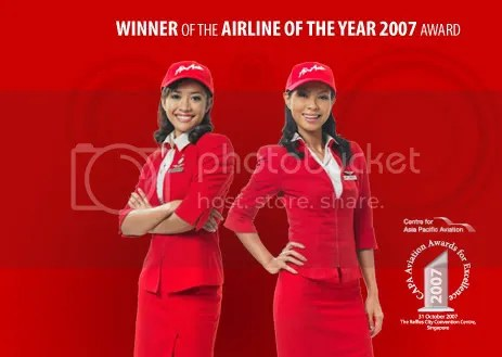 AirAsia girls