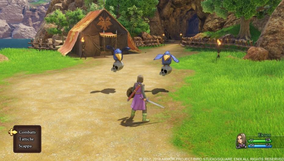 dragon quest xi, Dragon Quest XI: La nostra recensione