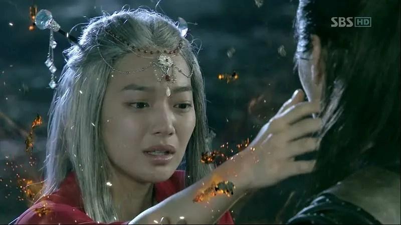 My Girlfriend Is A Gumiho Episode 4 187 Dramabeans Korean