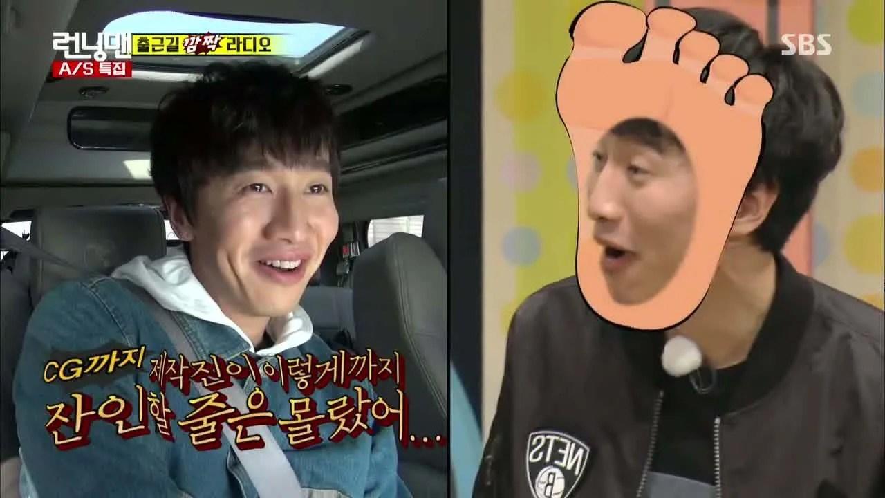 Image of: Kang Gary Running Man Episode 295 Nonuple Running Man Episode 295 Dramabeans Korean Drama Recaps