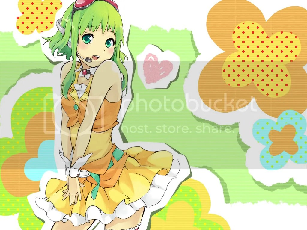 A Warm Welcome To Our New Vocaloid2 Character, GUMI!