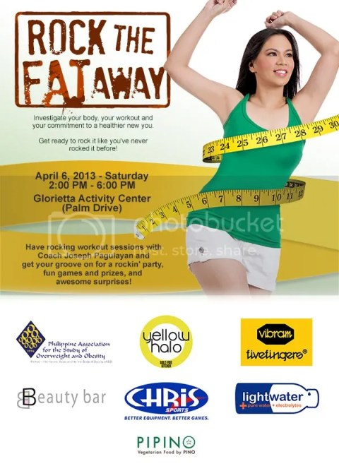 Xenical's Rock The Fat Away event