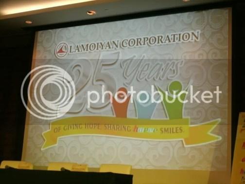 Lamoiyan 25th Anniversary