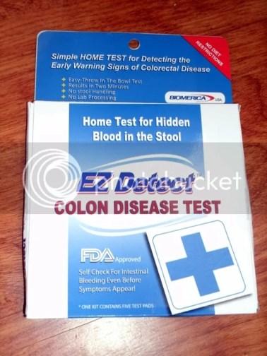 Ez Detect Colon Disease Test Levyousalevyousa Mobile Version