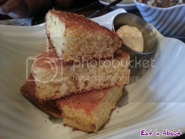 The Copper Pig BBQ and Social House: Cornbread