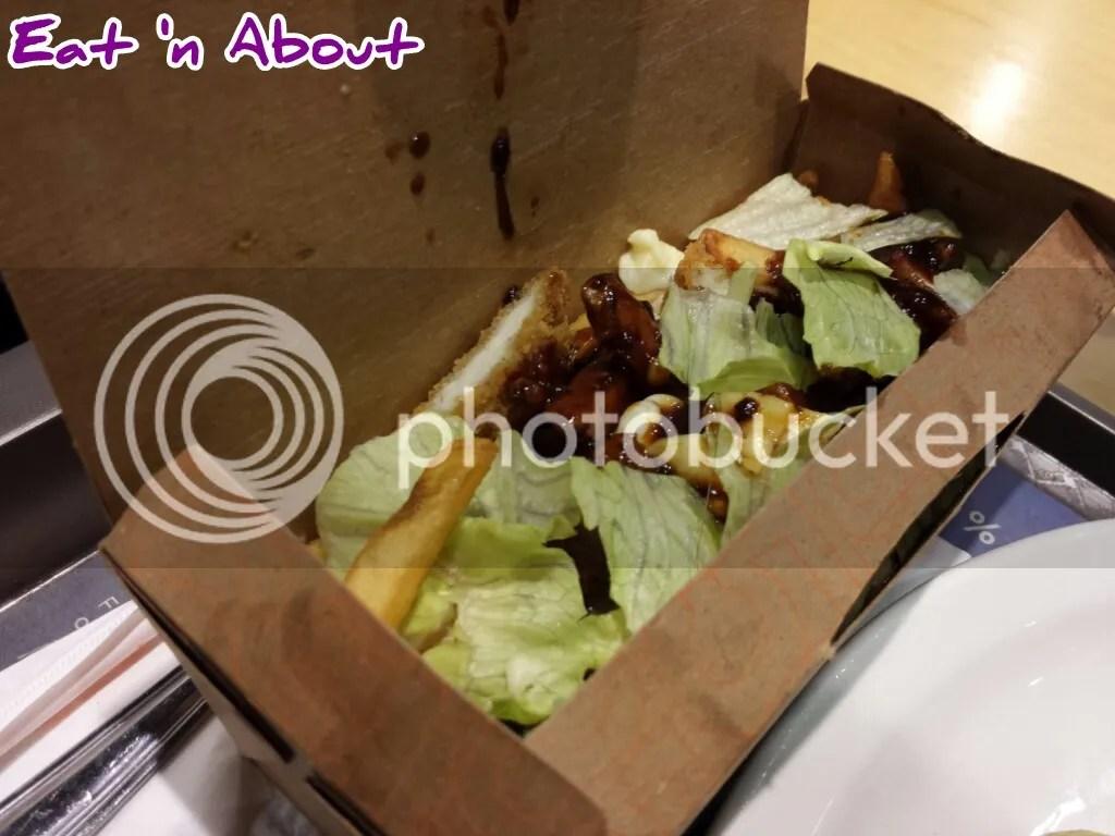 A and W: Korean BBQ Poutine