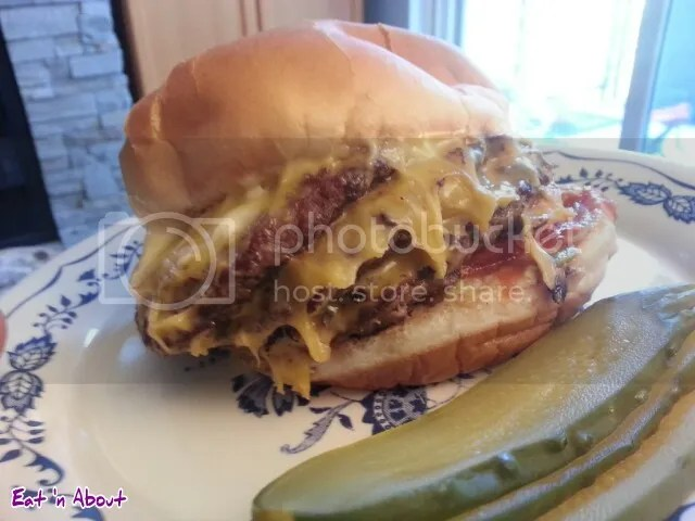 Triple O's Triple Triple Burger