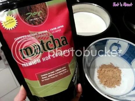 Zen Organics Matcha Premium Hot Chocolate