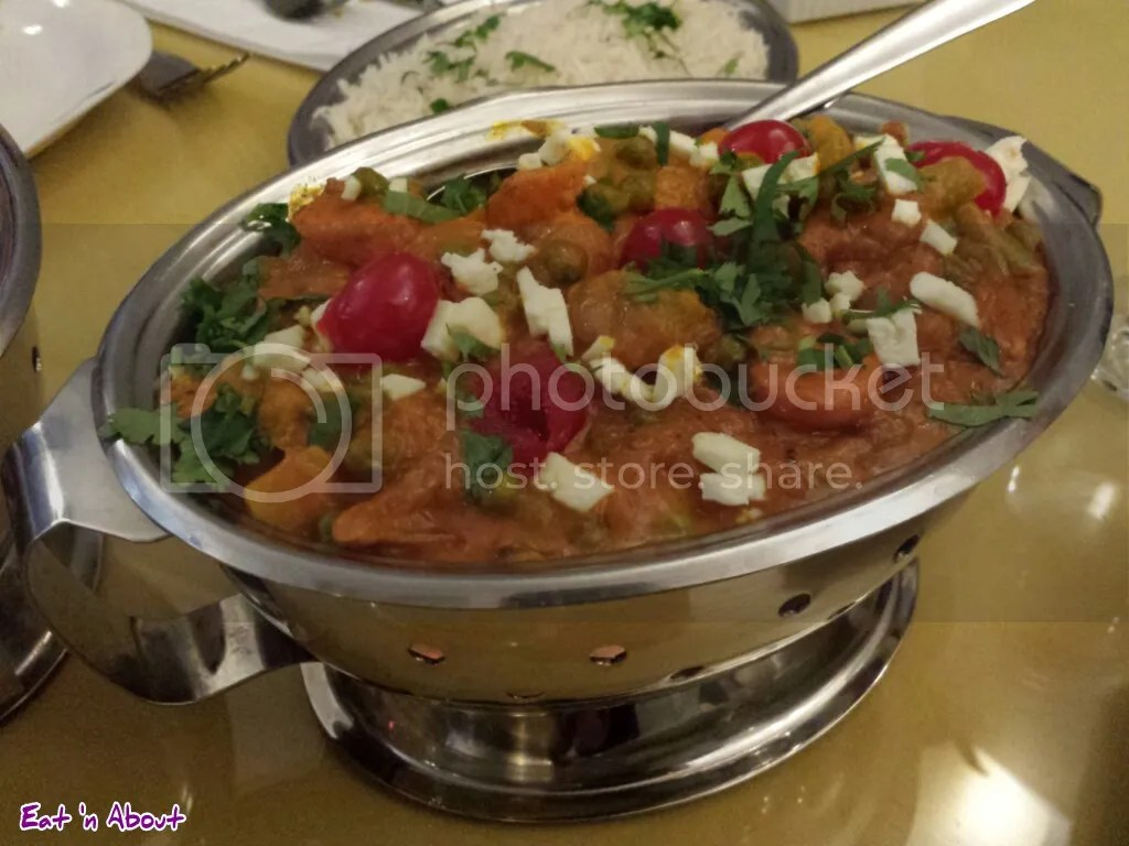 Lazymeal Mashup at Handi Cuisine of India Burnaby: Vegetable Jal Farezie