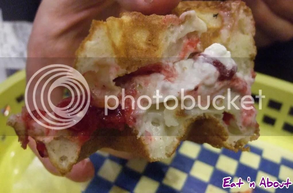 Miura Waffle Milk Bar: *#1 Sweet Sando