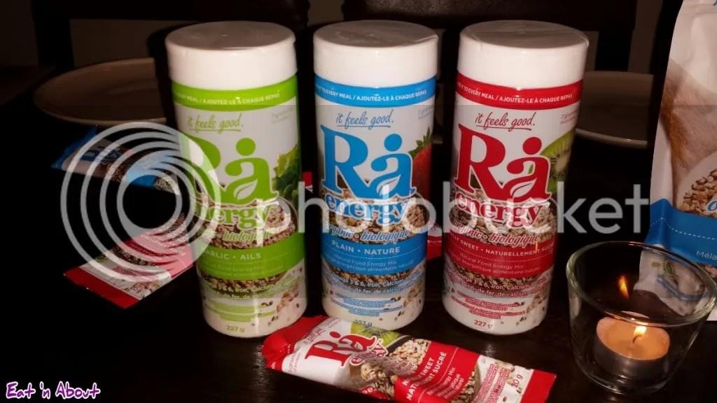 Nuba and Ra Energy: Ra Energy Shakers