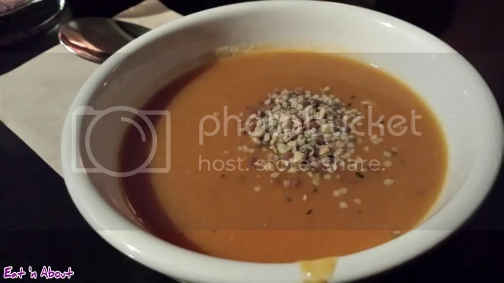 Nuba and Ra Energy: Red Lentil Soup