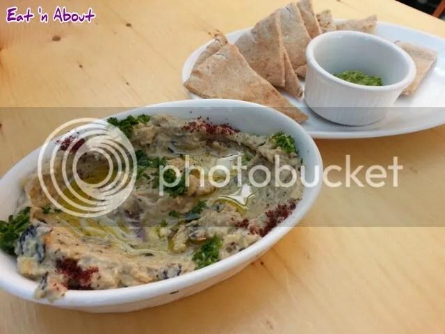 Tamam Fine Palestinian Cuisine: Mutabal
