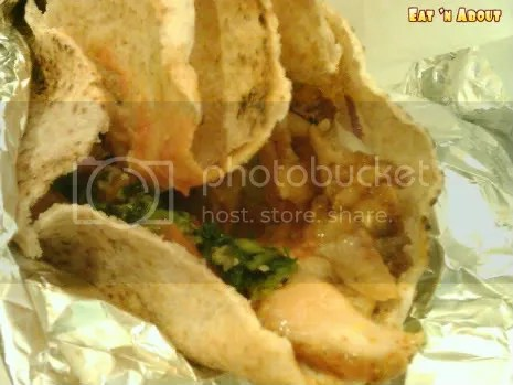 Babylon Cafe: Chicken Sharwarma
