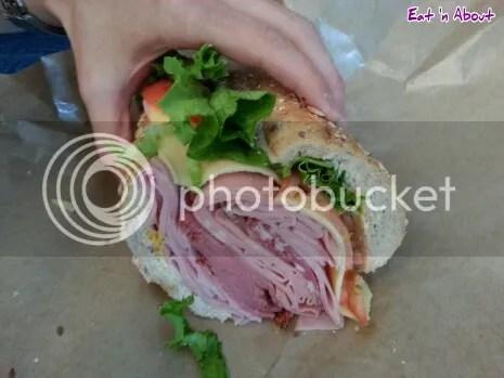 La Charcuterie Delicatessen Sandwich Nazi Sandwich