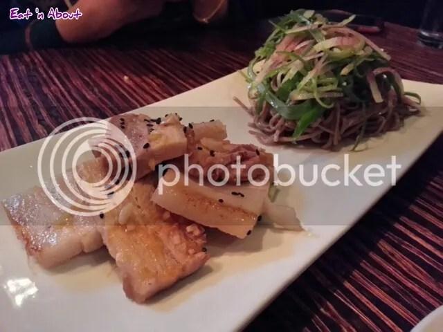 Merchant's Oyster Bar: Manaku's Pork Belly