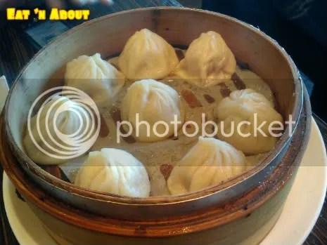 Beefy Beef Noodle: Shanghai Little Dragon Buns