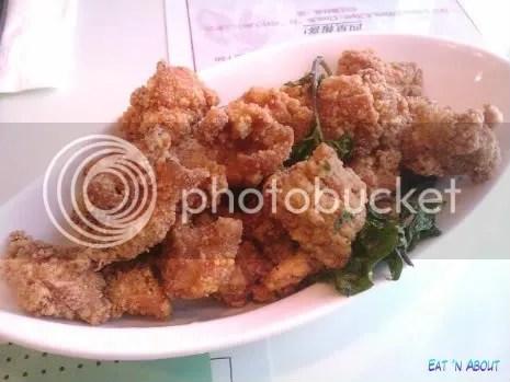 Sunway Restaurant: Salt & Pepper Chicken