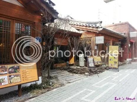 Doodaemon in Insadong, Korea