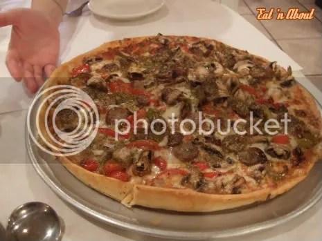 La Dolce Vita Trattoria: Pizza Rustica