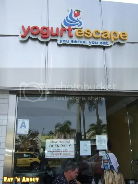 yogurt escape exterior